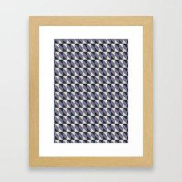 Geometric Pattern #001 Framed Art Print