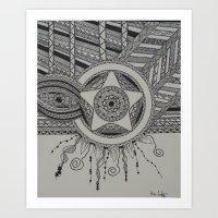 KL-1.4 Art Print