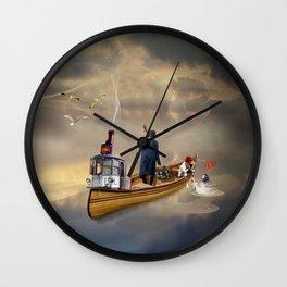 Dreaming... Wall Clock