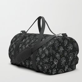outer space paws Duffle Bag