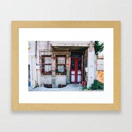 Uskudar - Istanbul, Turkey - #18 Framed Art Print
