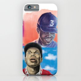 Hey Ma iPhone Case