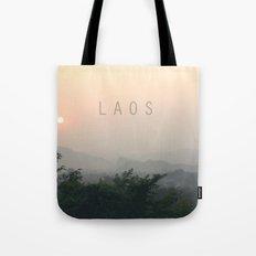COUNTRY SERIES - LAOS Tote Bag