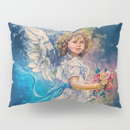 Guardian Angel Pillow Sham