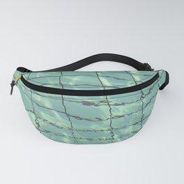 Water pattern Fanny Pack