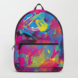 Cartoon Kid – But Why Backpack