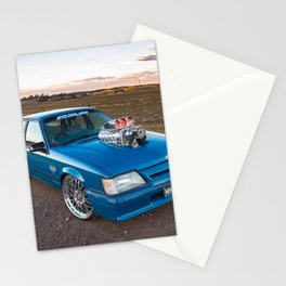 Peter's Holden VK Commodore Stationery Cards