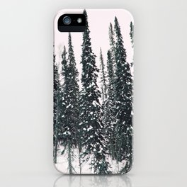 Winter day 11 iPhone Case