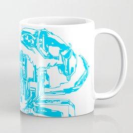 Cyber Crab Coffee Mug
