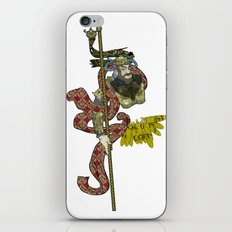 CORN OR MAIZE  iPhone & iPod Skin