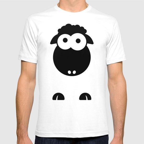 Minimal Sheep T-shirt