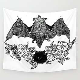 Batty Wall Tapestry