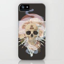 Till death do us part iPhone Case