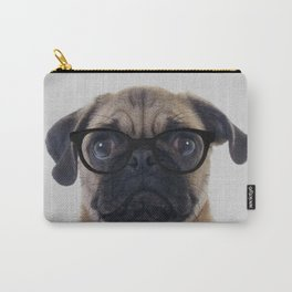 Geek Pug Carry-All Pouch