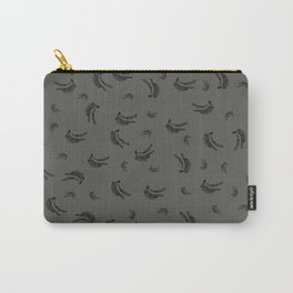 Big bang bananas: grey Carry-All Pouch