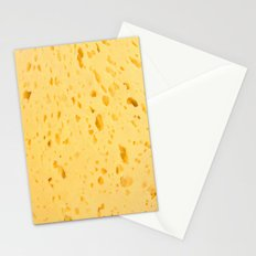 Cheese Stationery Cards