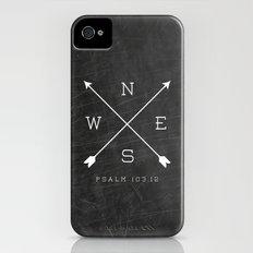 East & West Slim Case iPhone (4, 4s)