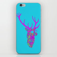Party deer iPhone Skin