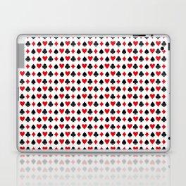 Playing Cards Pattern Laptop & iPad Skin