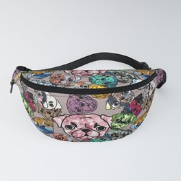 Meteor Dogs Fanny Pack