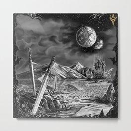Decimation/Final Hope Metal Print