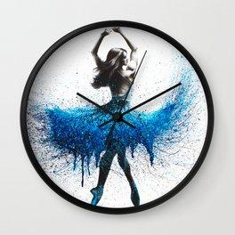 Evening Sonata Wall Clock