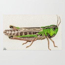 Grasshopper Rug
