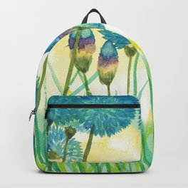 May your cornflowers never fade Backpack