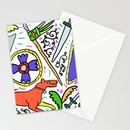 Norman Mix Stationery Cards