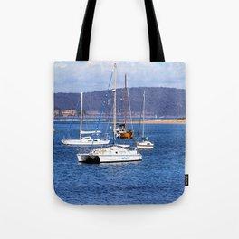 Booker Bay Tote Bag