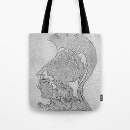 Athena II Tote Bag