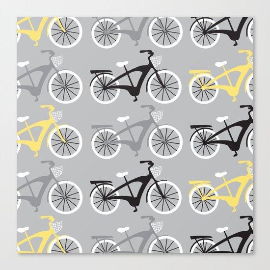 It's My Ride Canvas Print