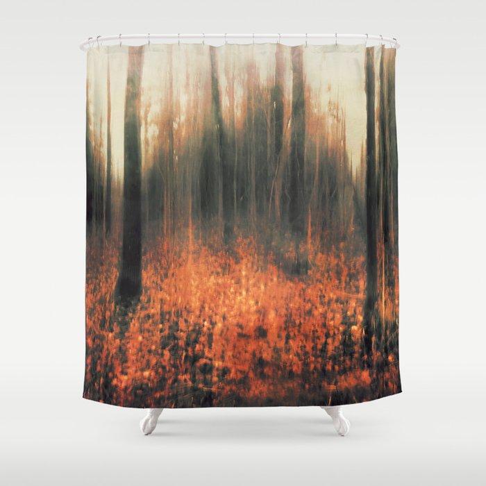 Where the fairies fly Shower Curtain