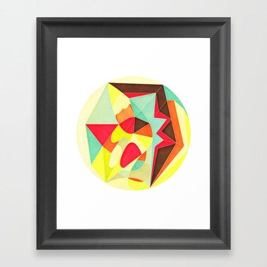 Klaus Framed Art Print