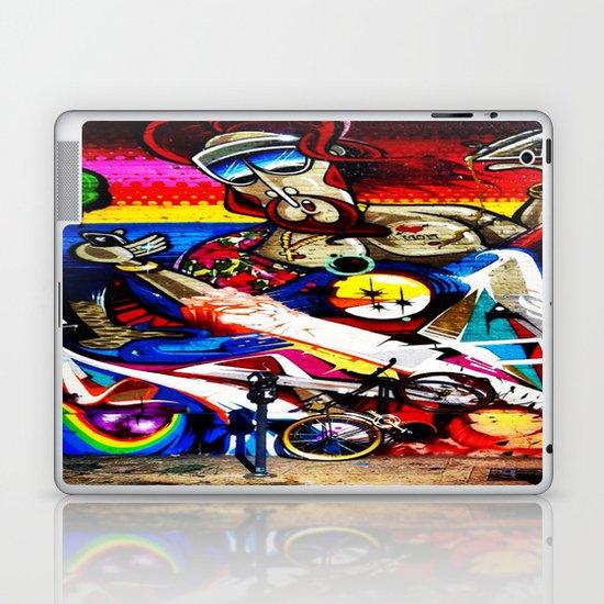 Hipster Jesus  Laptop & iPad Skin
