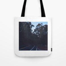 Somewhere Sausalito. Tote Bag