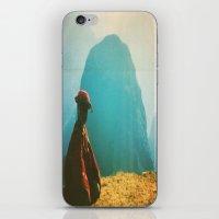 peru iPhone & iPod Skins featuring PERU by Camille Defago