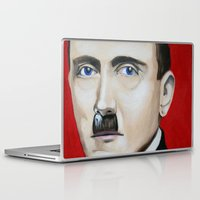 cocaine Laptop & iPad Skins featuring Line by Matthew Lake
