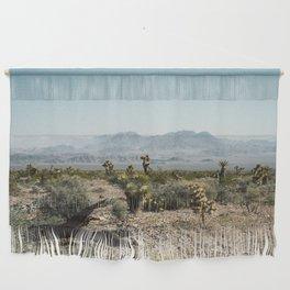 Nevada Desert Scene Wall Hanging