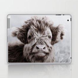HIGHLAND CATTLE CALF ALF Laptop & iPad Skin