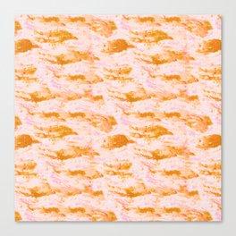 Grace Sandstone Pattern Canvas Print