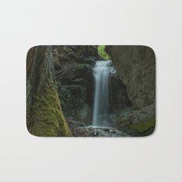 Beautiful Small Waterfall Bath Mat