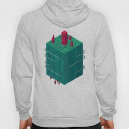Within the Maze Hoody