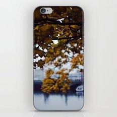 Autumn Nostalgia in Berlin iPhone & iPod Skin