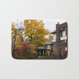 The Changing Leaves Bath Mat