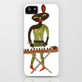 Keyboard Cat iPhone Case
