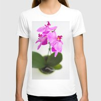 orchid T-shirts featuring Orchid by Darko Rikalo
