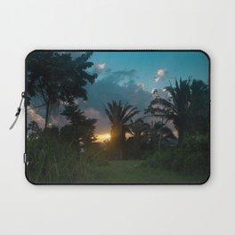 Jungle Sunrise Laptop Sleeve