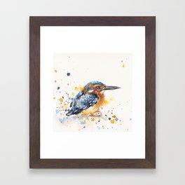 Kingfisher Lane Framed Art Print