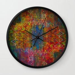 Holi Sky Wall Clock